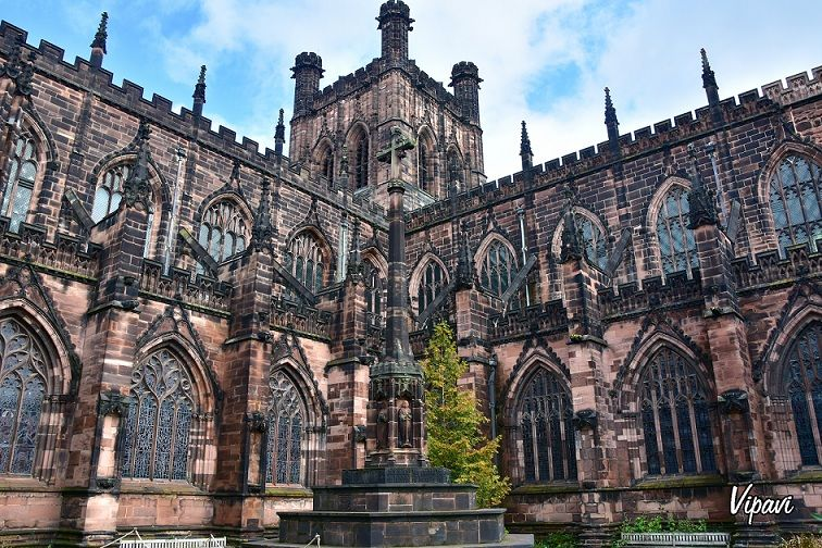 Chester 01 - Catedral