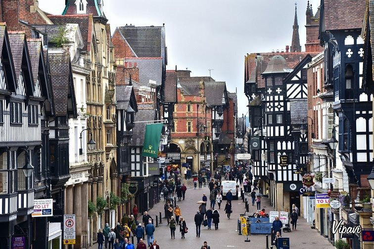 Chester 06 - Calle Eastgate